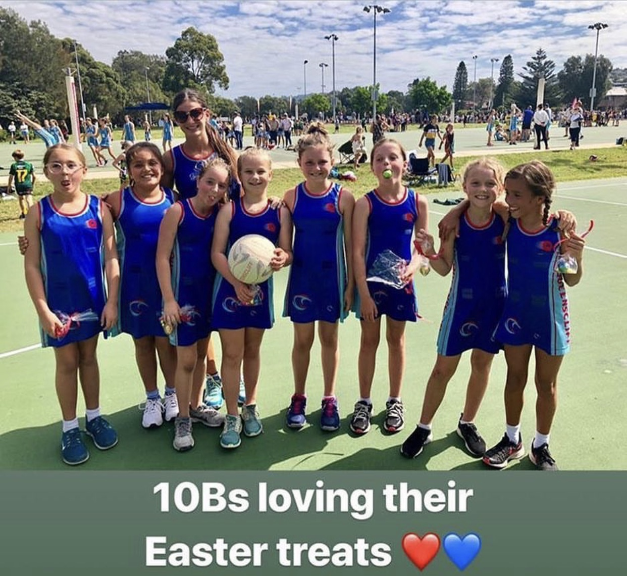 Queenscliff netball club