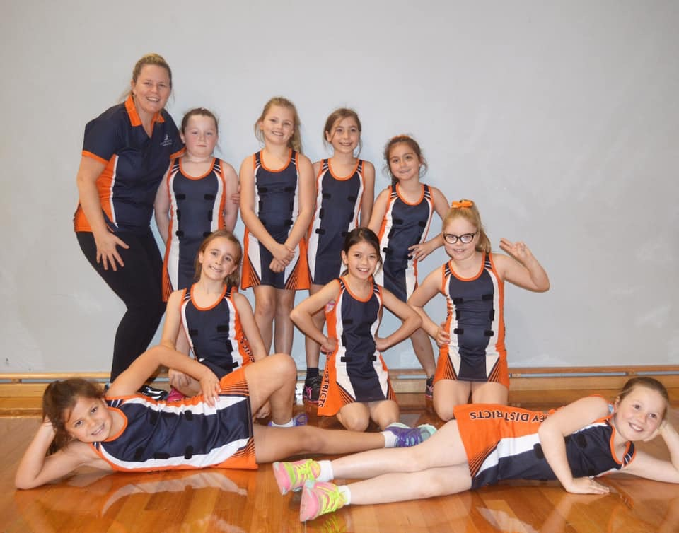 Casey Districts Netball Club
