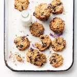 Berry Quinoa Cookies